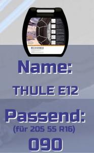 205 55 R16 THULE E12