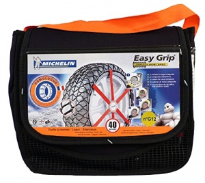 Michelin 7906 Easy Grip Schneeketten, G12 - 1